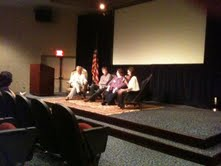 Auburn Writers' Conference Panel