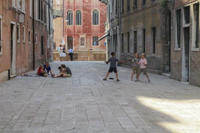 Living in Venice...